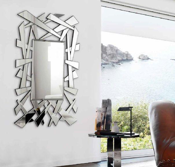 espejos de diseño con marco