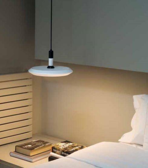lámpara colgante para mesilla de noche