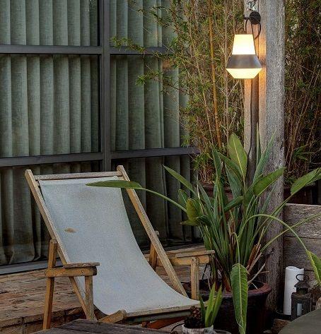 lampara de exterior