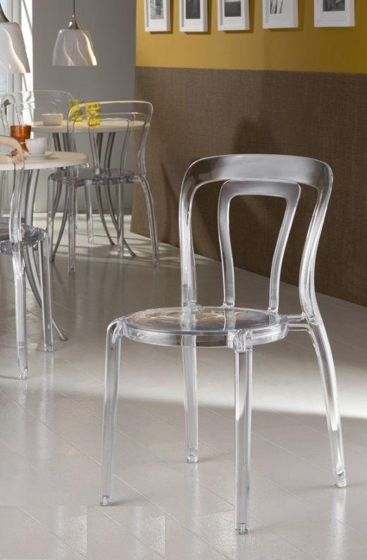 Sillas top sillas de schuller lamparas sevilla - Sillas en policarbonato ...