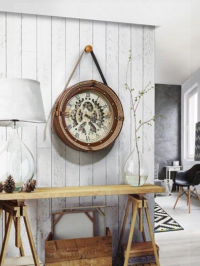 reloj de pared canfranc