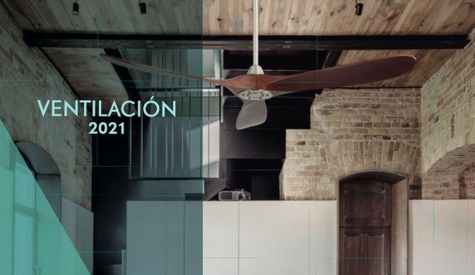 Ventiladores sin Luz 2021 de Fabrilamp Iluminación