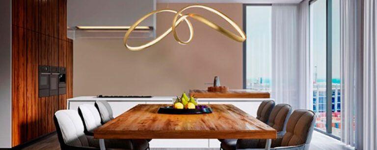 Consejos para elegir la Mejor Lámpara para tu Comedor