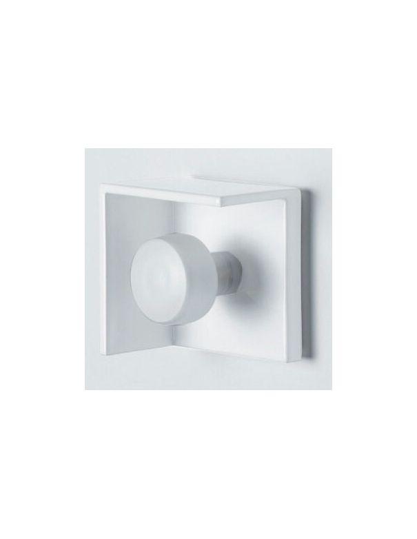 Aplique bis blanco de fm iluminaci n for Apliques espejo bano baratos