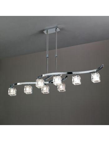 Lámpara de 8 luces Barata