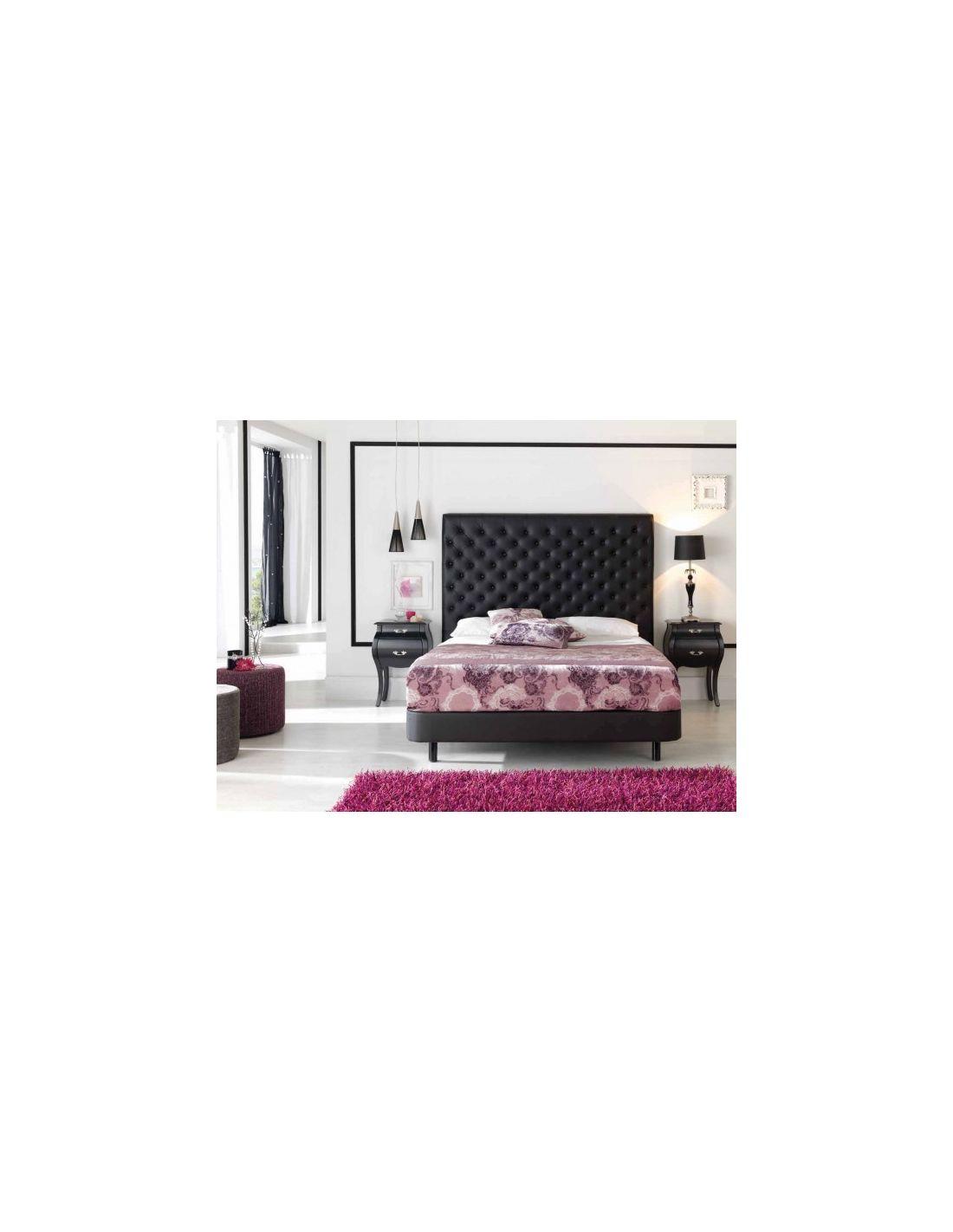 Matrimonio Box Bed : Cabeceros polipiel piel tapizados