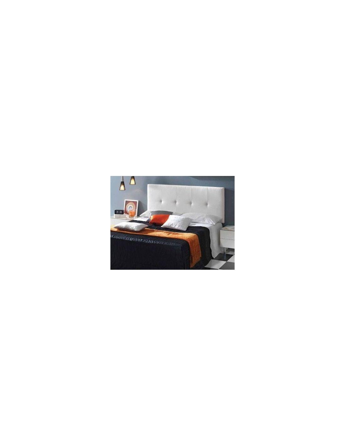 Cabeceros tapizados en piel best cabecero de cama - Cabezales de cama tapizados ...