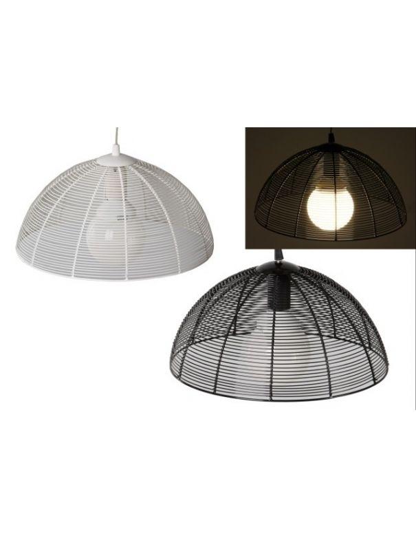 L mparas colgantes negras a precios rebajad simos calidad - Precios de lamparas ...