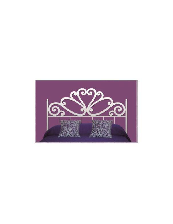 Tienda de cabeceros de cama cabeceros de cama realizados - Cabeceros forja modernos ...