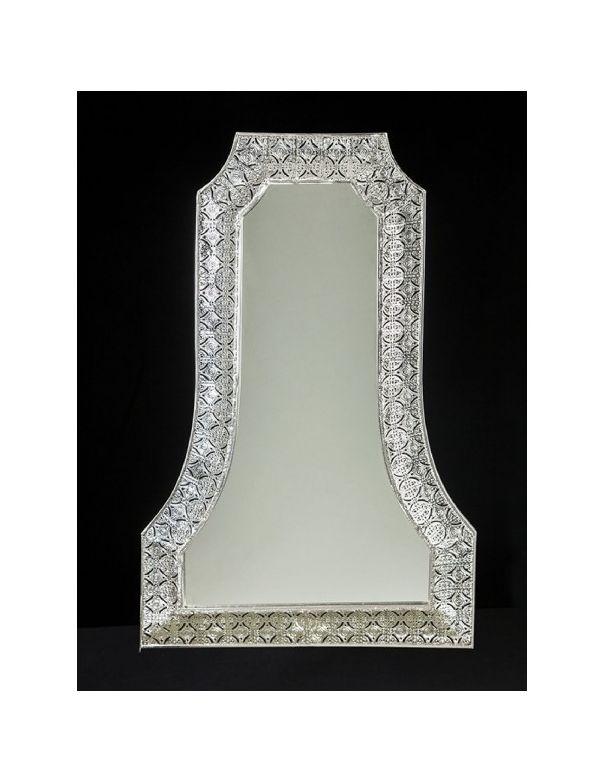 Espejo Metal Calado