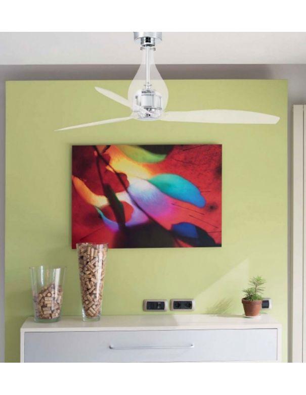 Ventiladores de techo con luz led de dise o env o r pido y seguro - Ventiladores de techo diseno ...