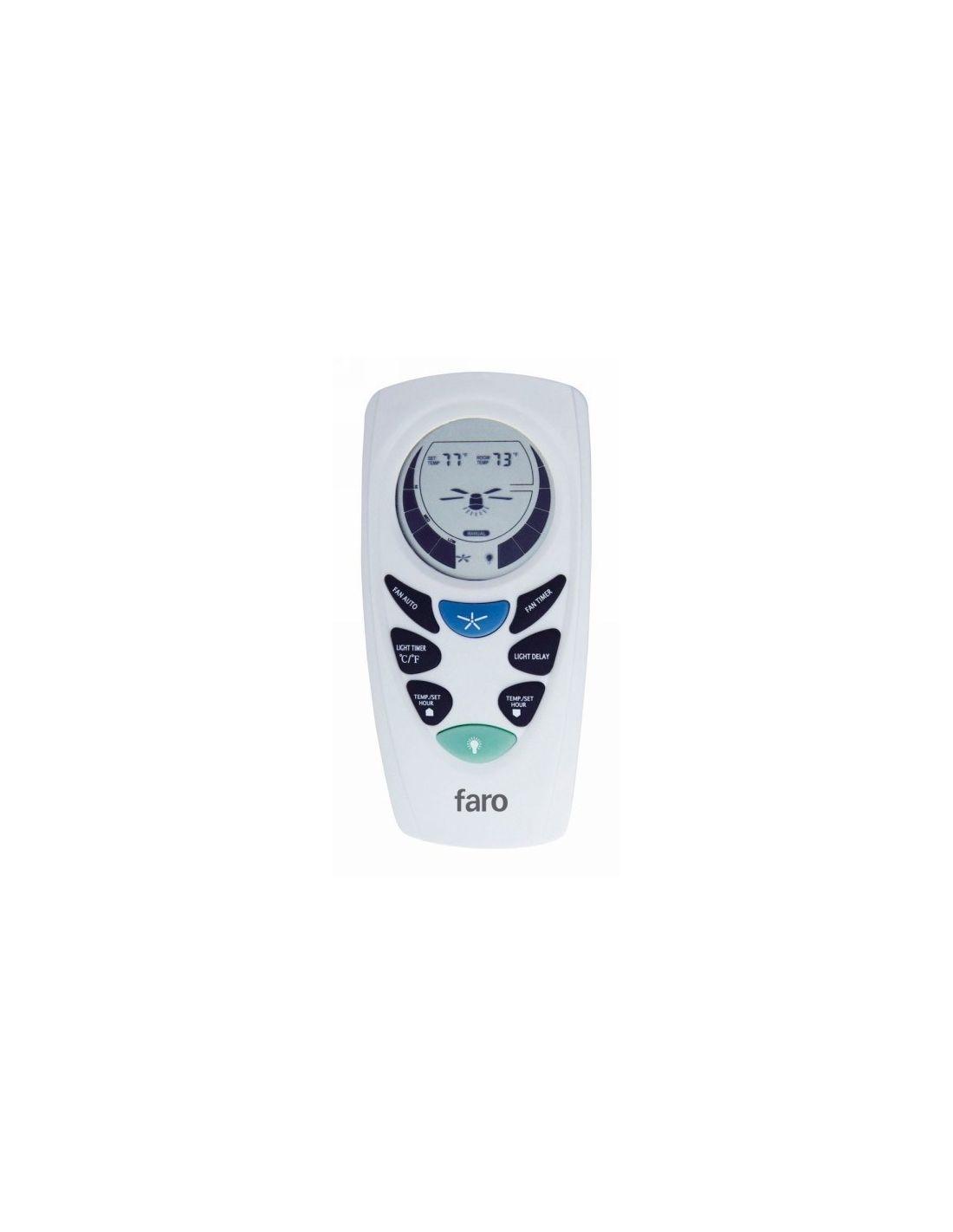 Mando a distancia para ventilador con programador env o - Ventilador de techo con mando a distancia ...