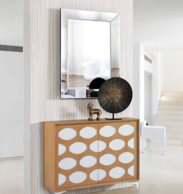 Espejos decorativos salon con encanto d pegatinas de for Espejos decorativos baratos