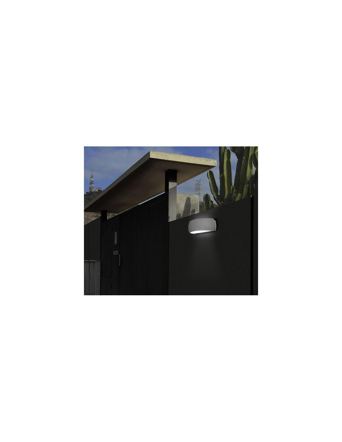 Aplique exterior delfos env o r pido y seguro - Apliques de pared de diseno ...