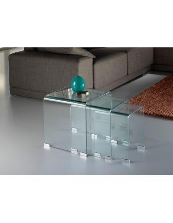 Mesas Nido Glass