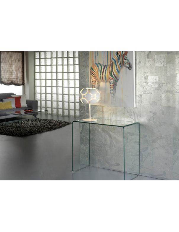 Consola Glass Transparente