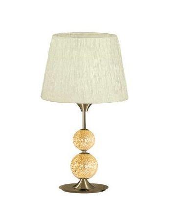 Lámpara Sobremesa Color Oro