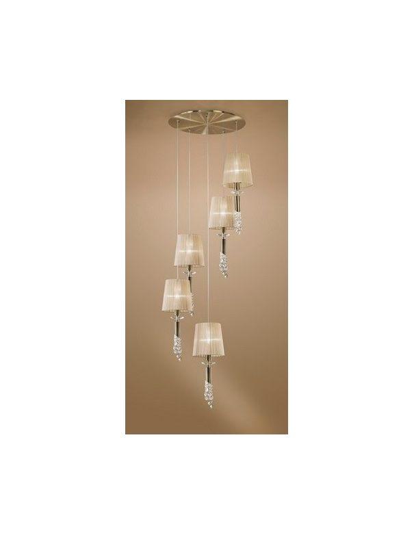 Lámpara Colgante Mantra Tiffany