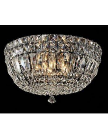 Plafón Crystal 5 Luces Mantra Online