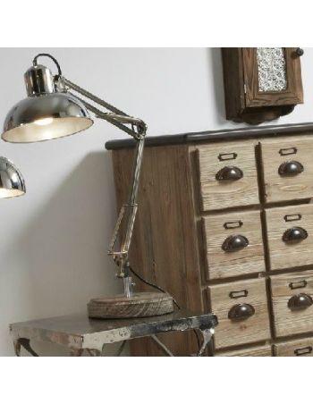 Lámpara Sobremesa Articulado Vintage