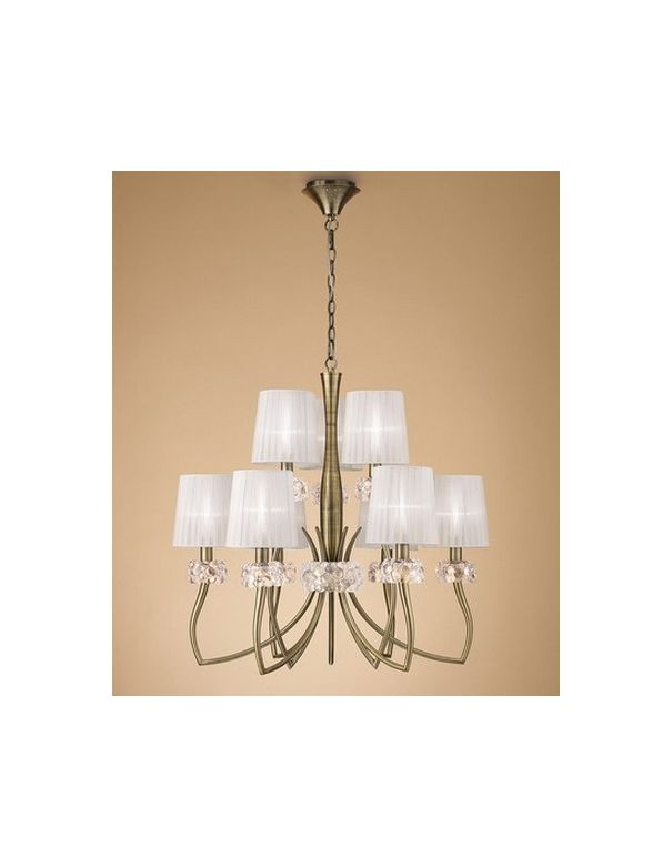 Lámpara Loewe Cuero