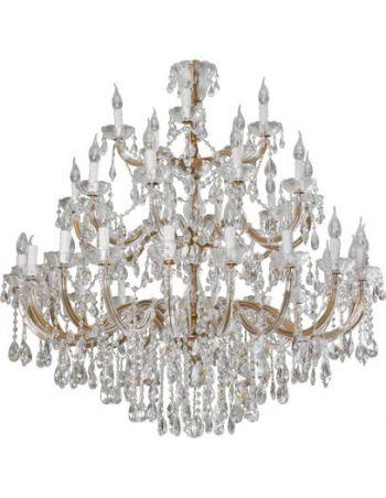 Comprar Lámpara Araña de 35 Luces