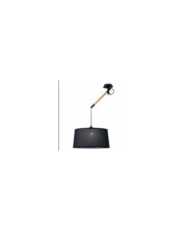 Lámpara Nórdica Negra