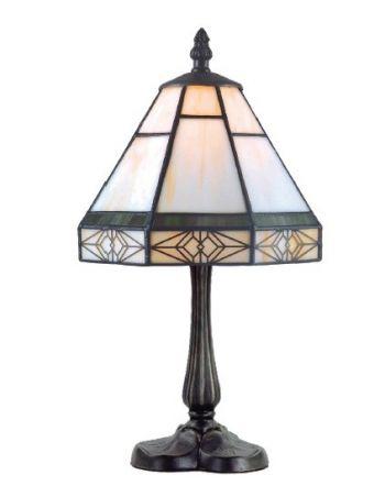 Lámpara de Mesa Cristal TIFFANY