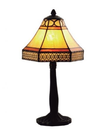Lámpara TIFFANY REJILLA