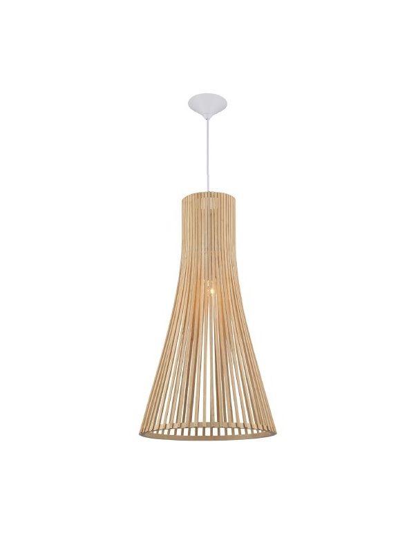 Lámparas de Madera Estilo Nórdico