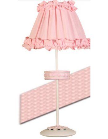 Lámparas Infantiles Combinación Beig y Rosa