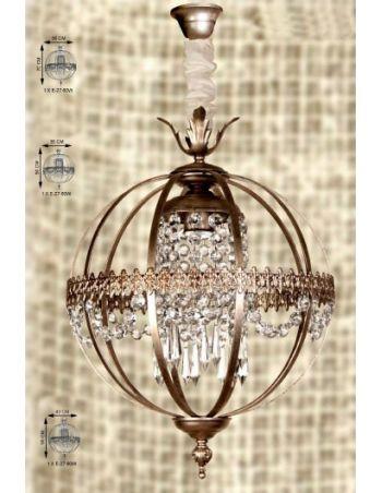 Lámpara Esférica 35 cm