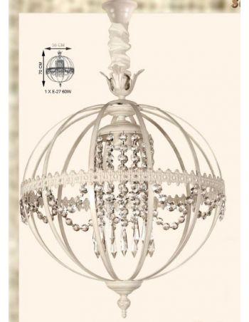 Lámpara Esférica Beis
