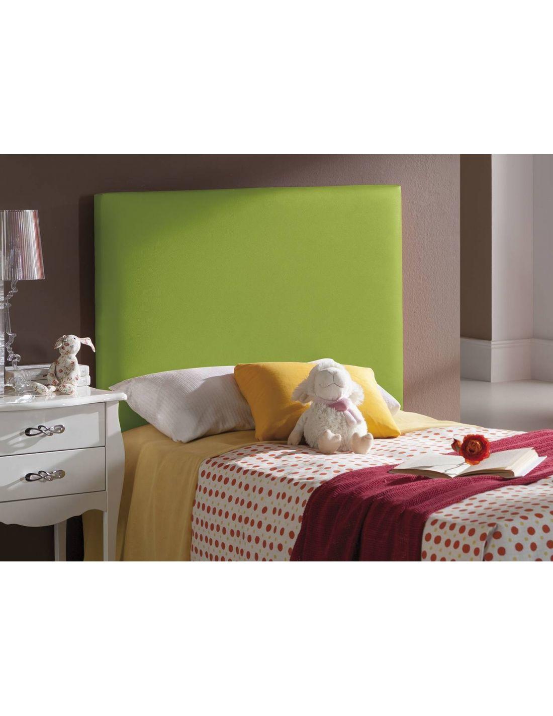 Cabeceros infantiles color pistacho tienda de cabezales for Almacenes de camas en ibague