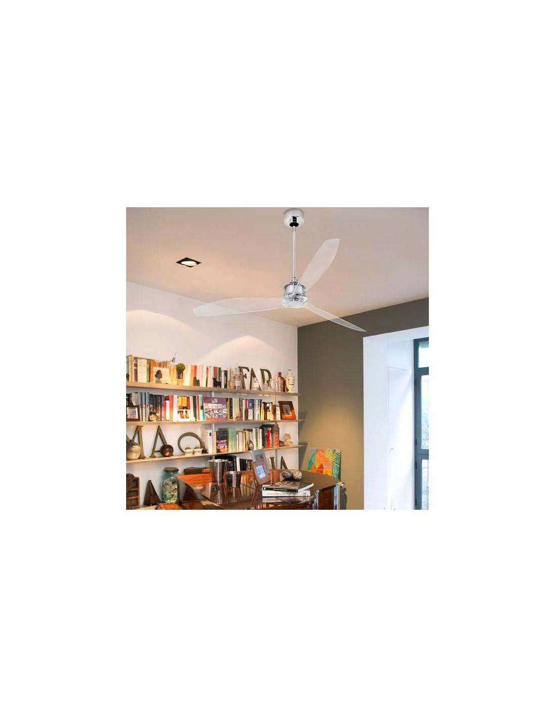 Ventilador de techo sin luz env o r pido y seguro - Luz de techo ...