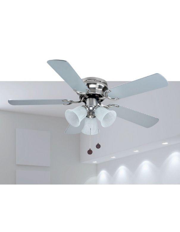 Comprar ventilador por internet ventilador westland - Lamparas de techo con ventilador ...