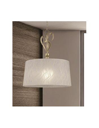 Lámparas de Colgar Doradas