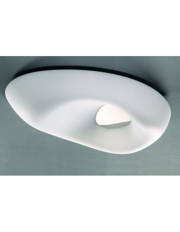 Lámpara Plafón Polietileno