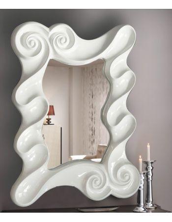 Espejos Blancos Modernos