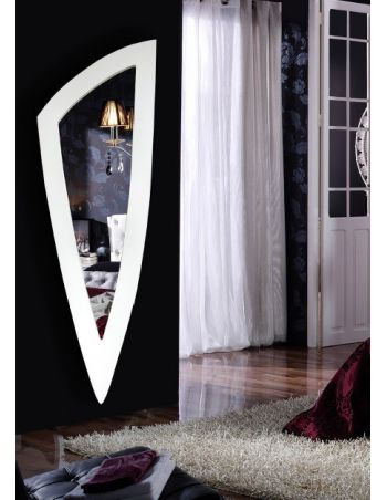 Espejo Moderno Blanco