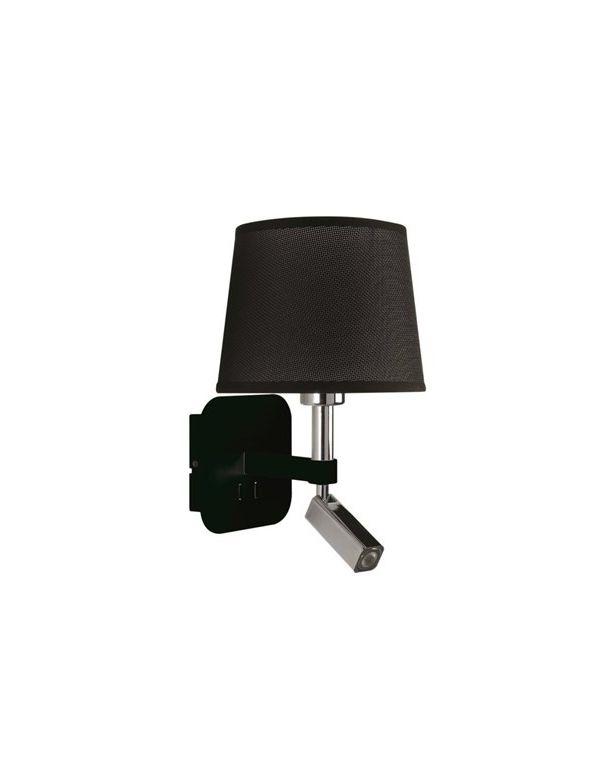 Lámparas Negras Dormitorio