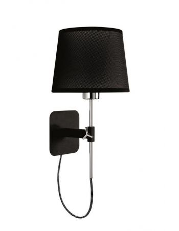 Lámparas Negras Pasillo