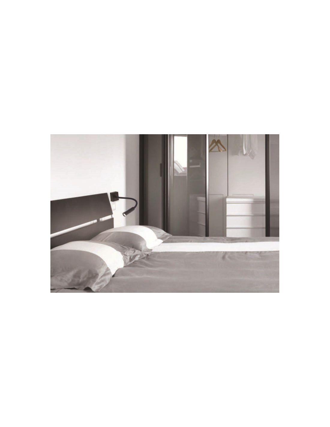 Apliques para cabecero de cama con flexo env o r pido y for Cabeceros de cama zaragoza