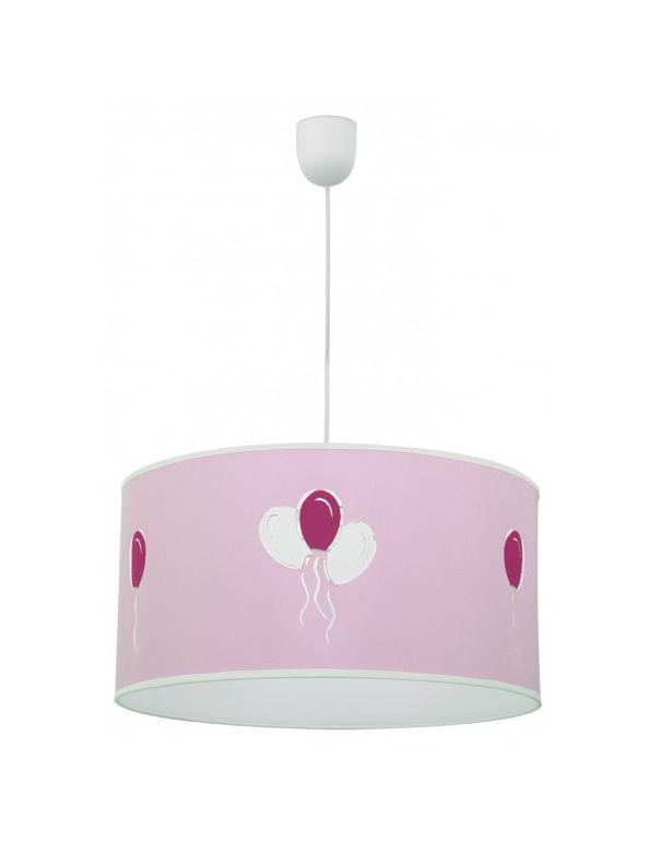 Lámparas Infantiles Rosas
