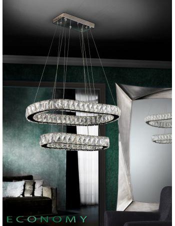 Lámparas de Cristal Schuller