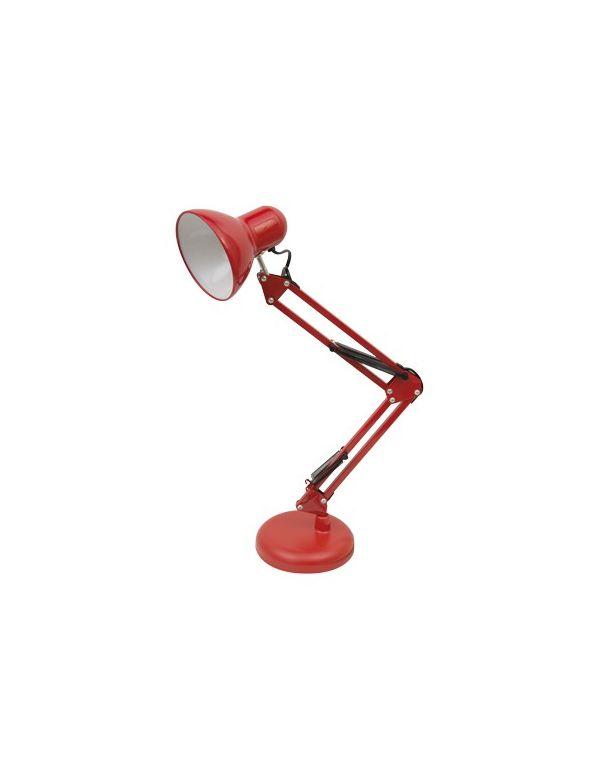 Promociones Lámpara Flexo Arquitecto Rojo