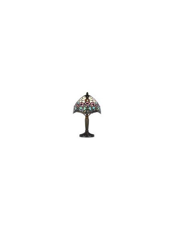 Lámpara de Mesilla de Noche Tiffany