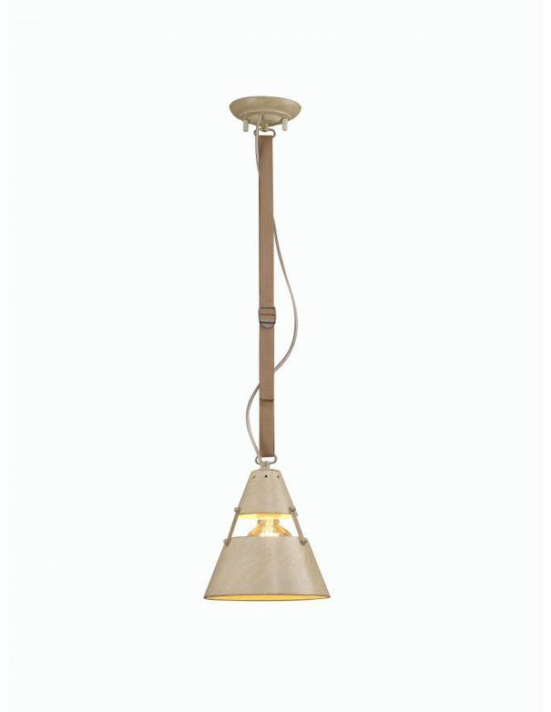 Lámpara Sujeta por Correa