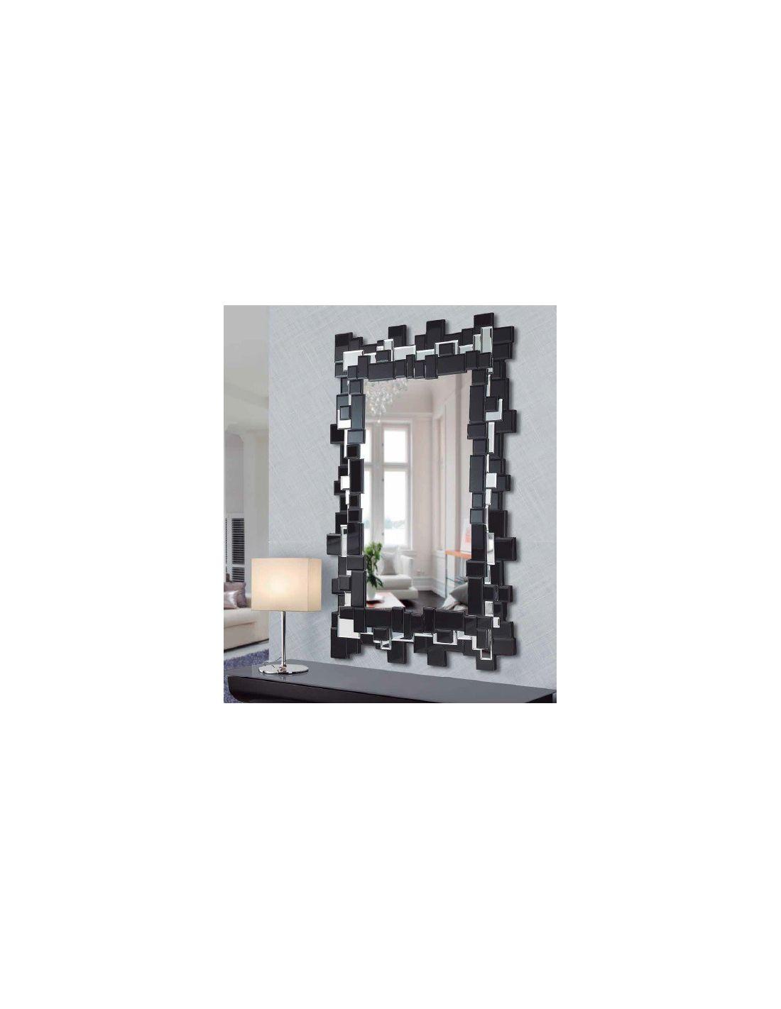 Compra espejos negros de dise o online env o gratis for Compra de espejos