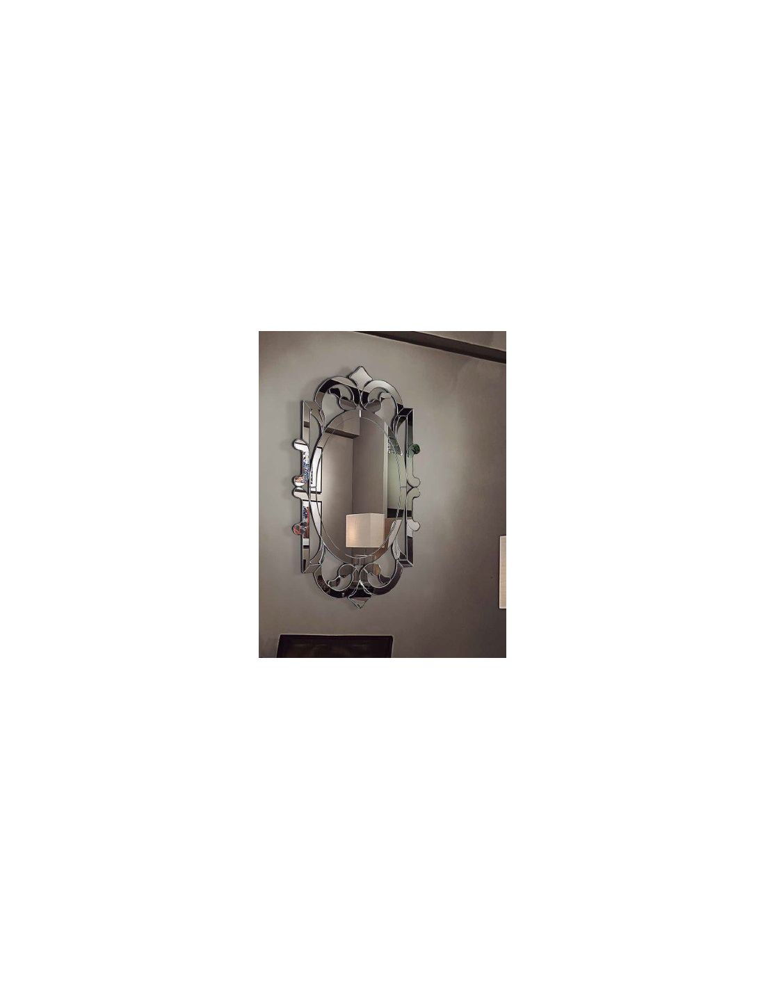 Espejo veneciano moderno distribuidores oficiales for Espejos dorados baratos